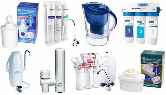 Какой фильтр для очистки воды в квартире и доме выбрать