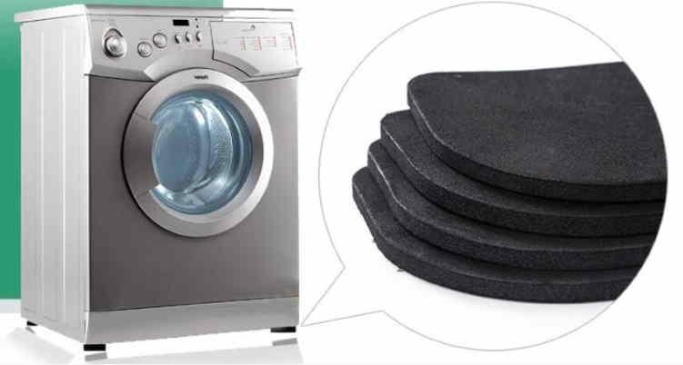Резиновые накладки для стиральной машины снизить вибрацию