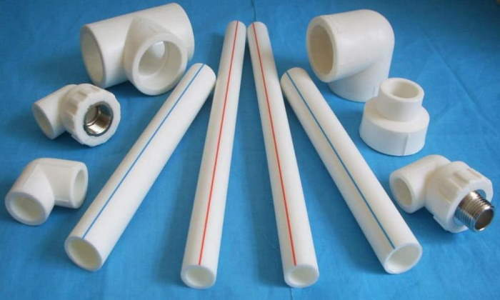 Трубы из пропилена для водопровода на даче