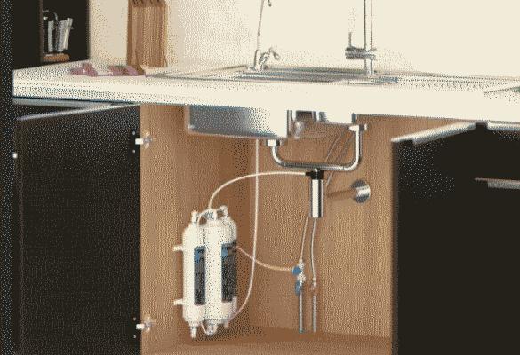 Какой фильтр очистки воды выбрать под мойку