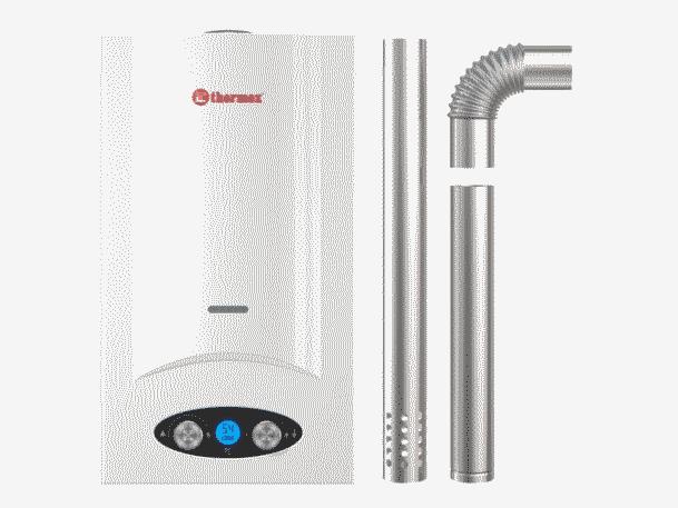 выбрать газовый проточный водонагреватель
