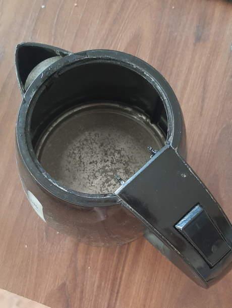 Накипь в чайнике-нужен фильтр для очистки воды